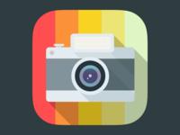 Color Viewfinder Icon