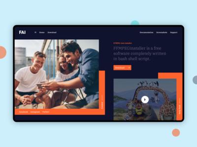 FAI - Homepage