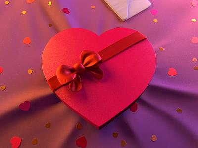 Happy Valentines valentines day valentines 3d animation 3d cgi
