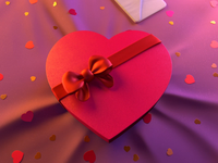 Happy Valentines valentines day valentines 3d animation 3d cgi