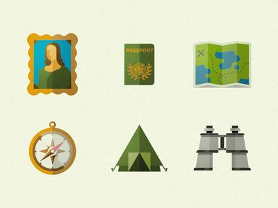 Exploring Icons