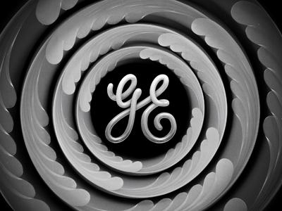 General electric Monogram