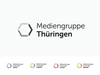 Mediengruppe Thüringen Logo