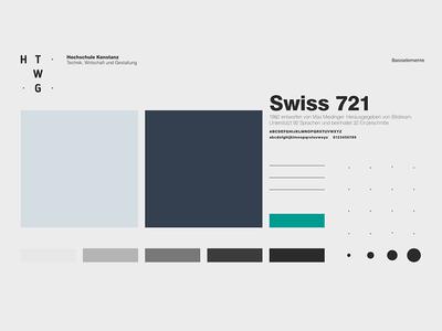HTWG_color & type palette