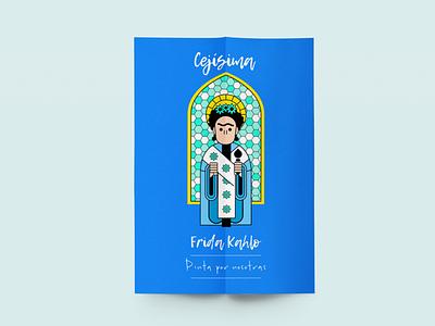 International Women's Day illustration design fridakahlo frida