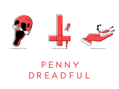 Penny Dreadful pennydreadful icons