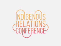 Indigenous Relations Conference Logo Concept