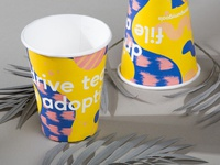 Cup 1 dribbble