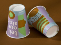 Cup 4 dribbble