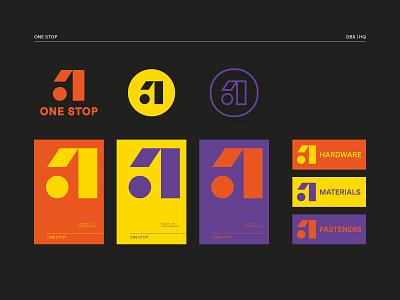 One Stop team swiss office signage logo dropbox branding