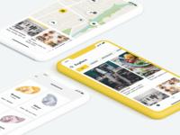 Shops nearby app