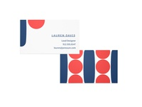 Pressure Business Cards