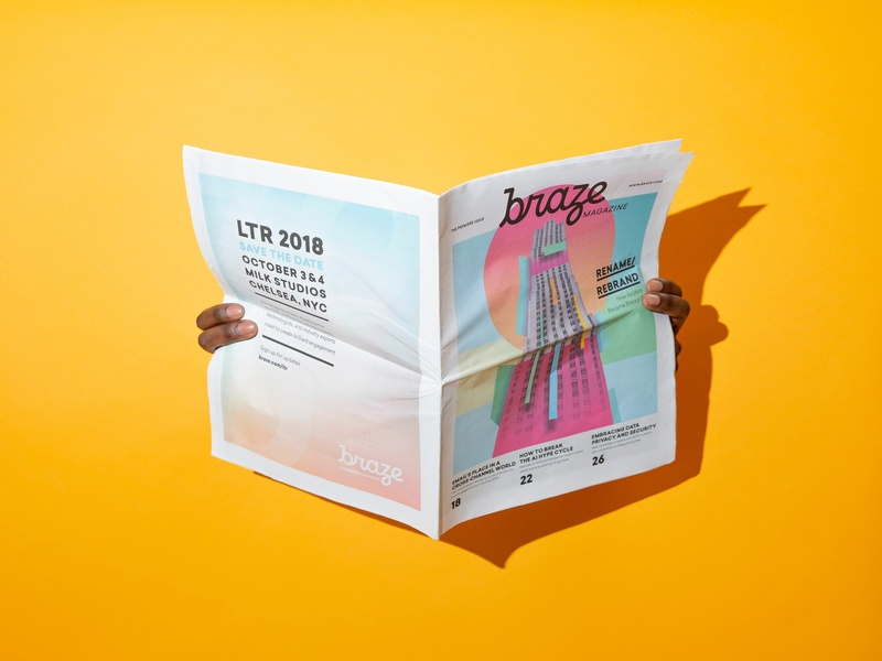 Brazin' set design still life branding focus lab styling photography