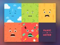 5 Shades of Panic