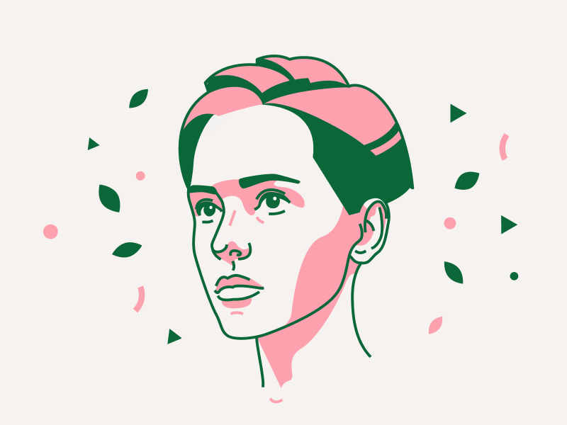 Portrait Study illustration figma portrait