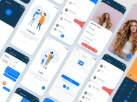 Match Go – Chat App UI Kit
