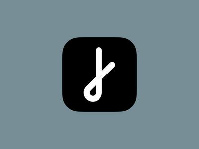 joost.co identity emblem logo type j jay icon branding avatar profile