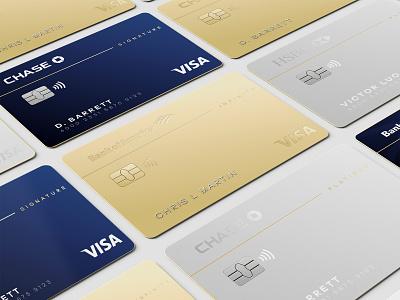 Visa Affluent Card - 02 visual design visa visa card product design finance credit cards credit card creditcard branding design graphic design typography