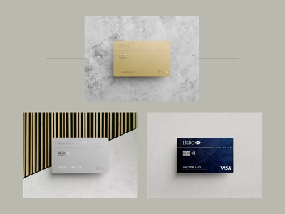 Visa Affluent Card - 03 product design visa card credit card finance visa visual design creditcard branding design graphic design typography