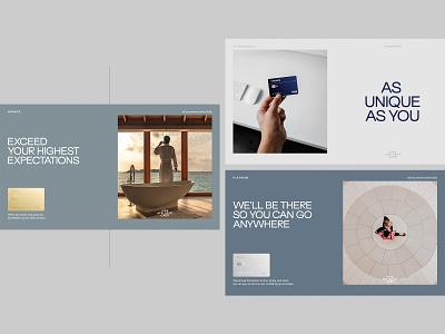 Visa Affluent Card - 04 poster print design editorial design poster design visa card card credit card finance product visual design visa creditcard branding design graphic design typography