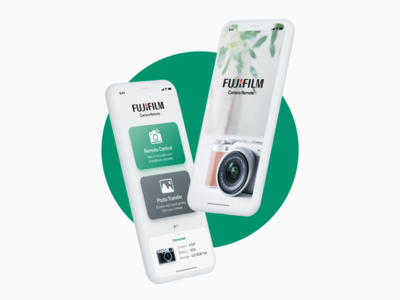 FUJIFILM Camera Remote App