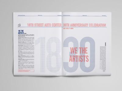 18th Street Arts Center Program Guide