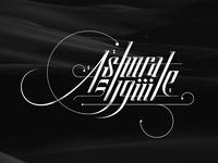 ASHURA   Calligraphy