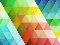 Color Mixing Dribbble