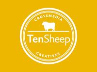 New Ten Sheep Logo