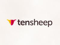 Ten Sheep logo