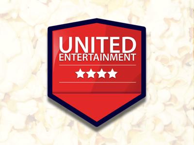 United Entertainment Icon icon design logo entertainment icon