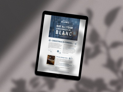 Brasserie Blanc - Communications Design email design email template html email