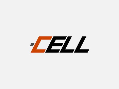 (Battery) Cell logo cell battery