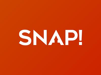 Snap! fire logo fireworks snap