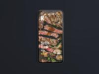 Dribbble steak