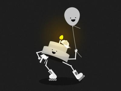 Top Secret Project pictogram motion graphics motion flat character design animation 2d