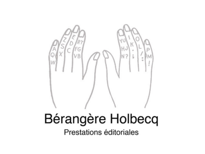 Logo for a French Proofreader