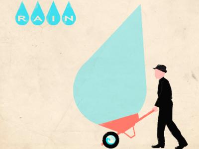 Harvesting rain