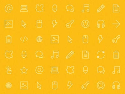 DES18 Icon Pattern