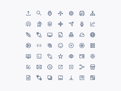 Iconography ui design ux design uxdesign uxui iconographic icon set interface icons experience interface icon design icons iconography web app icon ux graphicdesign design branding ui