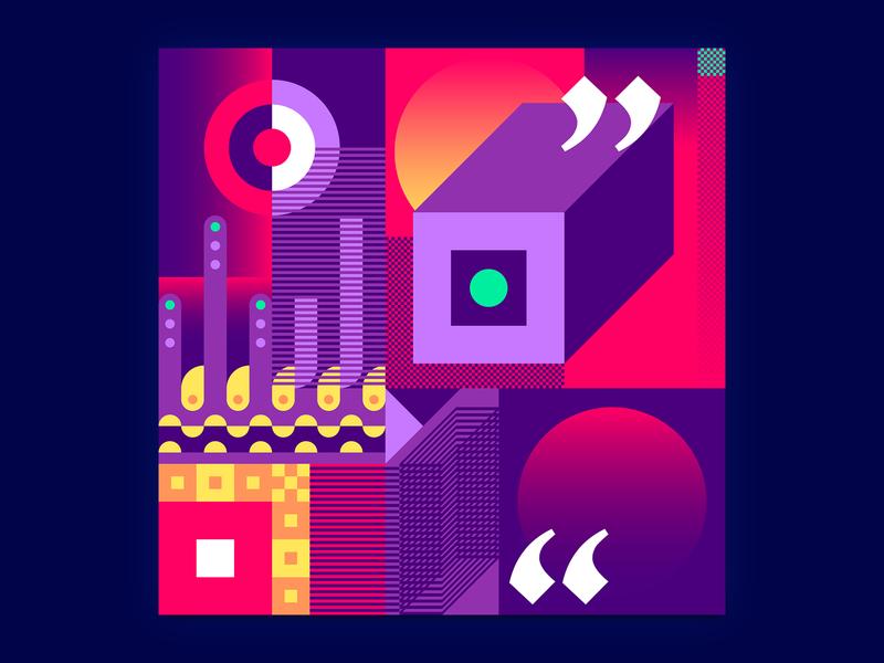 Patterns colors color shapes shape geometric geometry design graphicdesign illustration vectorart vector pattern patterns experiment experiments