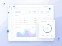 Dashboard - facility management platform
