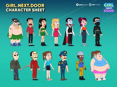 Girl Next Door Game