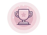 Pink Trophy