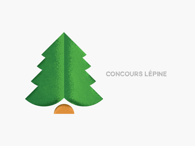 Concours Lépine colorful illustration geometry minimal fir